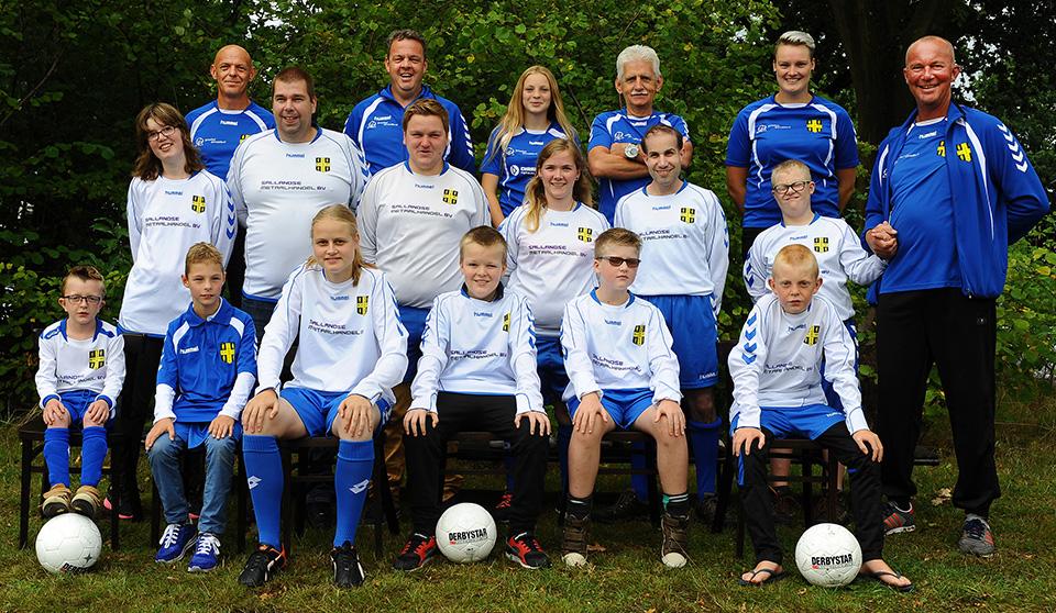 SV Raalte G-team
